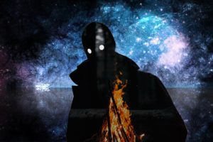 Man with No Name, Space, Fire