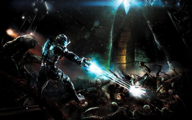 video games, Dead Space, Undead, Creature HD Wallpaper Desktop Background