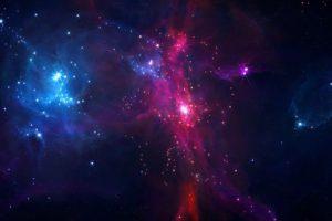 space, Stars, Nebula
