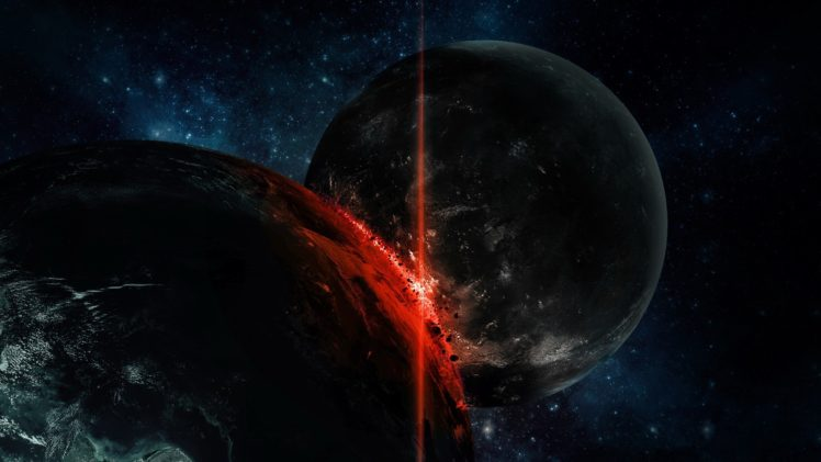 space, Stars, Planet HD Wallpaper Desktop Background