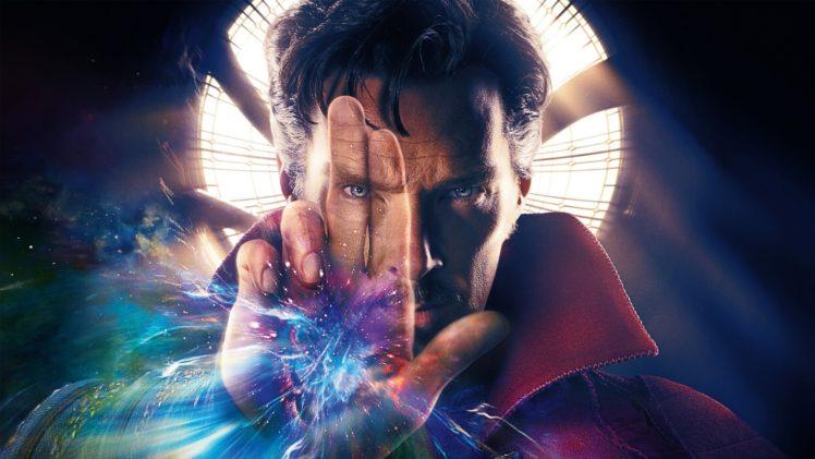 Benedict Cumberbatch, Movies, Doctor Strange, Marvel Cinematic Universe HD Wallpaper Desktop Background