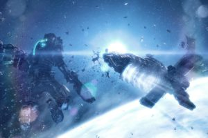 space, Science fiction, Dead Space 2, Video games, Futuristic, Digital art