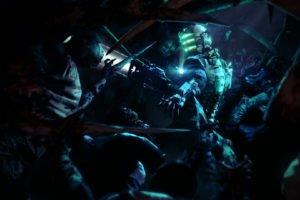 Isaac Clarke, Necromorphs, Dead Space