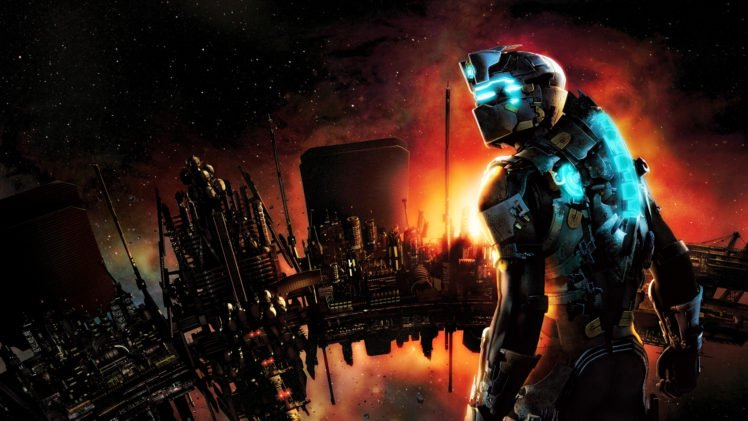 Isaac Clarke Dead Space Hd Wallpapers Desktop And Mobile