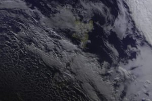 Meteor M N2, Space, New Zealand, Satellite imagery