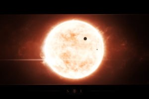 stars, Space, Sol, Space art