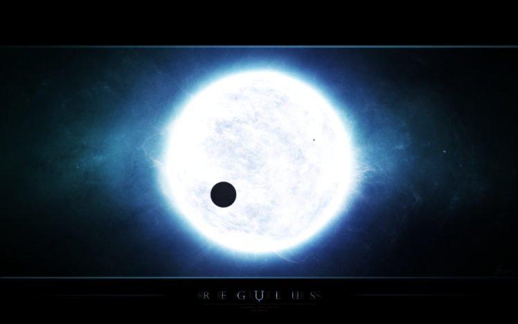 stars, Space, Digital art, Space art HD Wallpaper Desktop Background