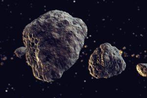 meteors, Space art, Universe