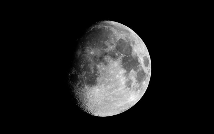 Moon Universe Hd Wallpapers Desktop And Mobile Images Photos