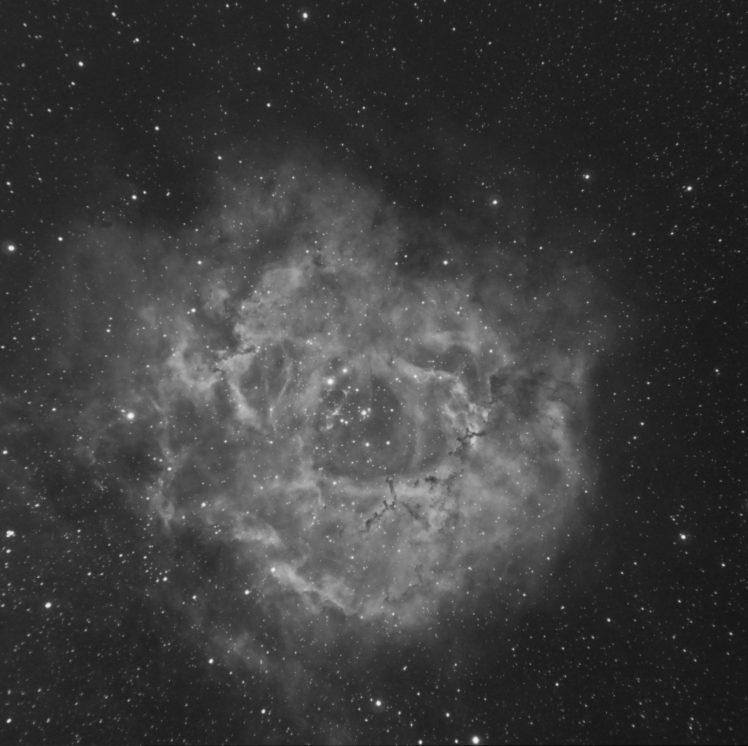 Stars Black Space Nebula Hd Wallpapers Desktop And