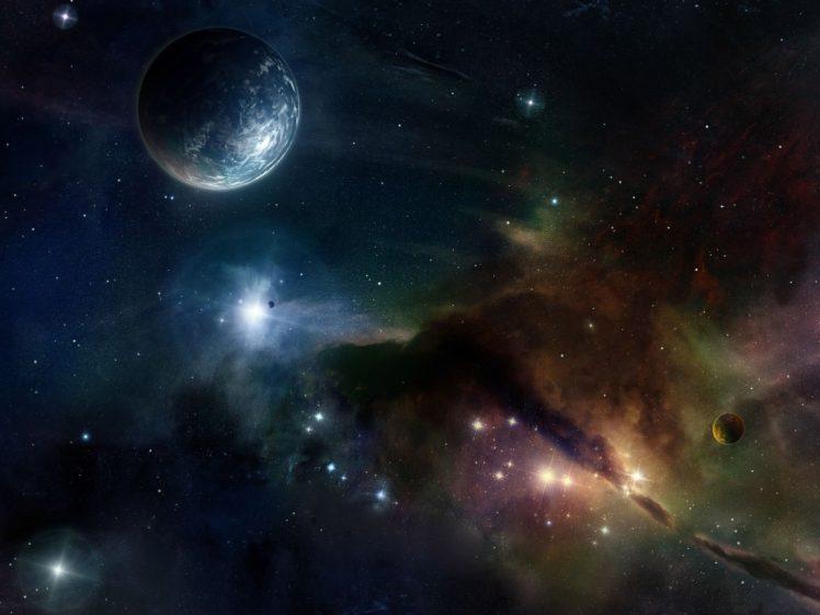 galaxy, Space HD Wallpaper Desktop Background