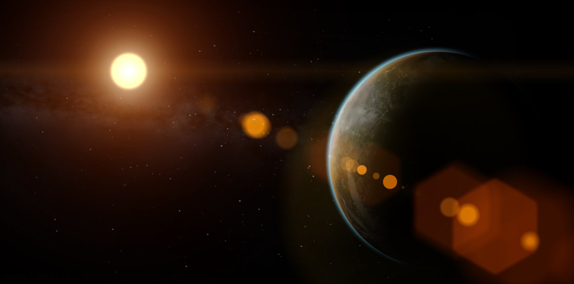 Kerbal space program space earth sun hd wallpapers - Wallpaper kerbal space program ...