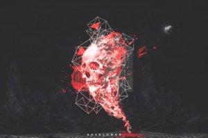 getslower, Skull, Noisia, Space