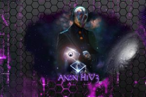 Anonymous, Mind, Space, Hacking, Galaxy, YouTube, Computer
