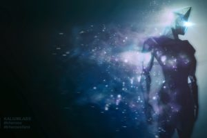 original characters, Comics, Universe, Particle, Space, Debris, Atmosphere, Kheroes, Kh`ay, Kaliumlabs