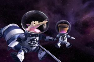 Ice Age, Space
