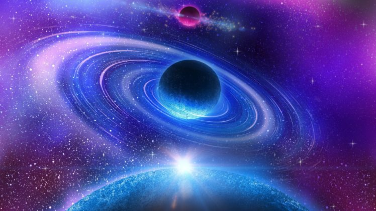 Space Planet Universe Hd Wallpapers Desktop And Mobile