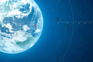 Earth, Space, Atmosphere, Infographics