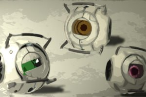 Space Core, Portal (game)