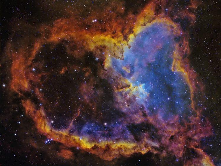 space, Nebula HD Wallpaper Desktop Background