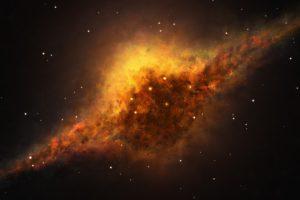 space, Nebula