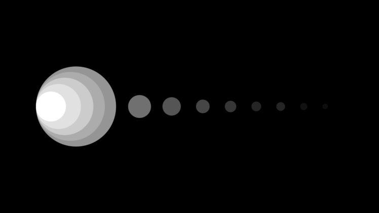 space, Planet, Lights, Circle HD Wallpaper Desktop Background