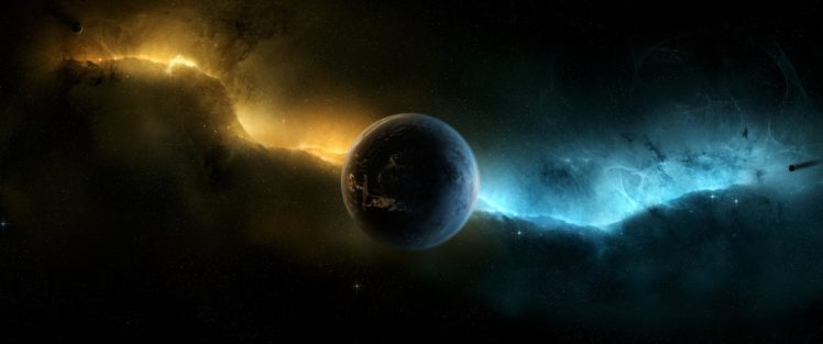 planet, Space HD Wallpaper Desktop Background