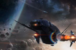 anvil aerospace, Anvil Carrack, Star Citizen