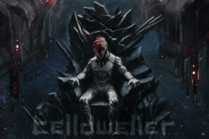 Klayton, Robot, Throne, Space, Science fiction, End of an Empire