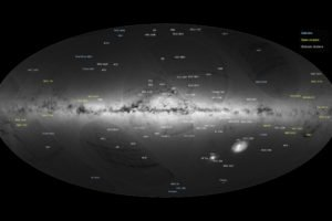 Gaia, Space, Galaxy, Stars, Planet, Universe, Satellite, Milky Way