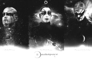 Darkspace, Black metal, Space, Collage