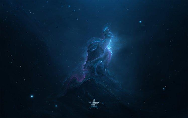 Starkiteckt, Space, Nebula HD Wallpaper Desktop Background