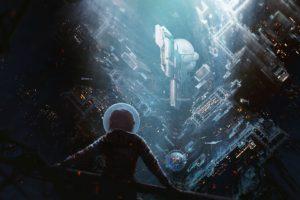 Kuldar Leement, Science fiction, Space, Spaceship