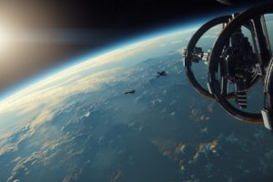 science fiction, Star Citizen, Video games, PC gaming, Space, Spaceship