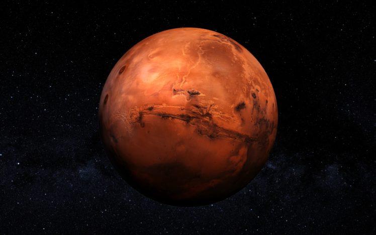 space, Mars, Planet HD Wallpaper Desktop Background