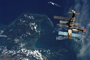 NASA, Russia, Mir Space Station, New Zealand