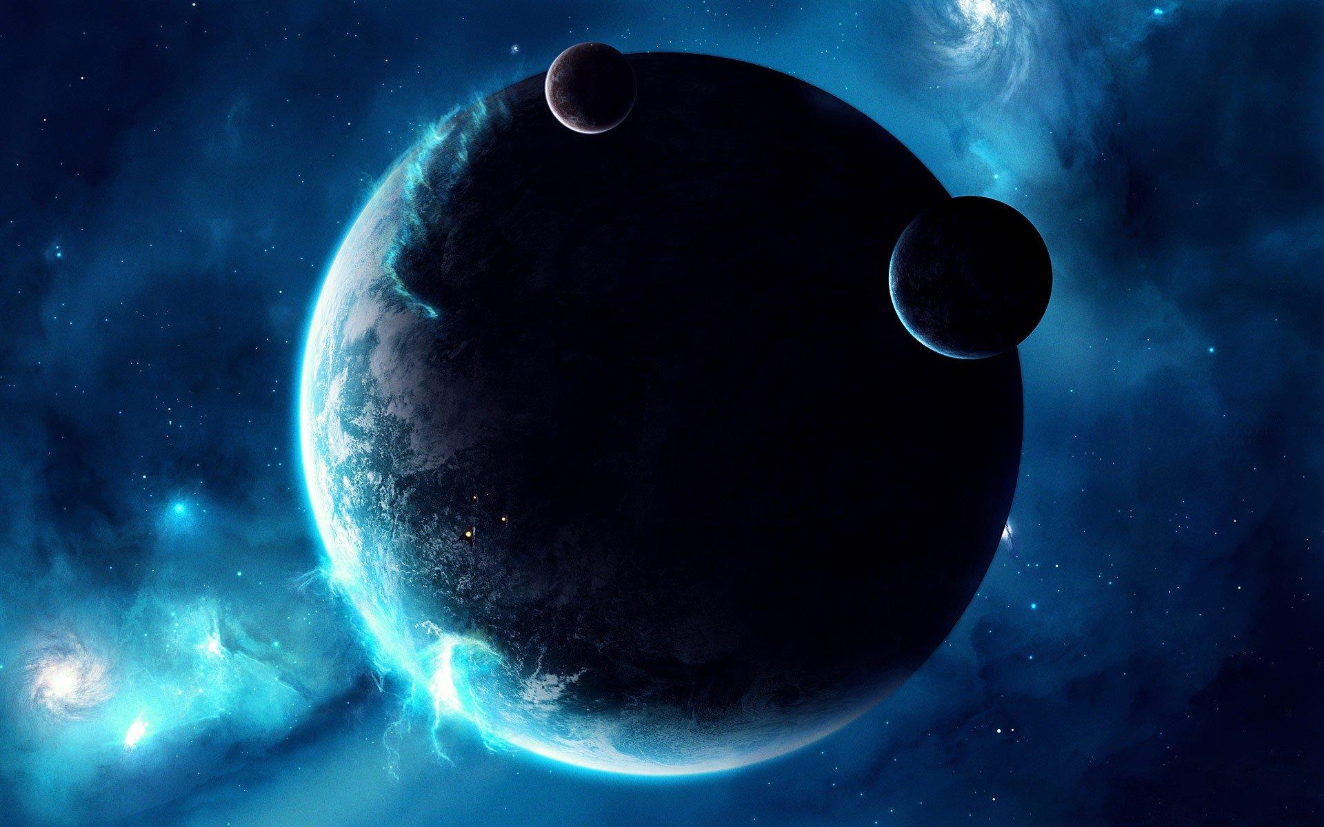 space, Planet Wallpaper