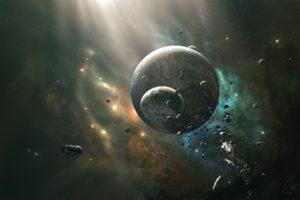 JoeyJazz, Space, Planet