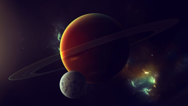 space, Planet HD Wallpaper Desktop Background