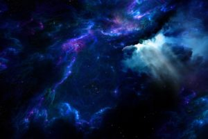 space, Space art, Stars, Planet, Nebula, Galaxy