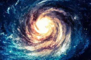 space, Stars, Nebula, Galaxy, Space art, Spiral galaxy, Spiral