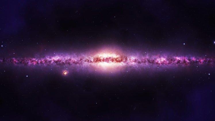 stars, Space, Planet, Galaxy HD Wallpaper Desktop Background