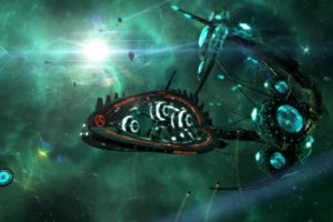 Starpoint Gemini 2, Video games, Science fiction, Space station, Spaceship, Nebula, Digital art, Satellite