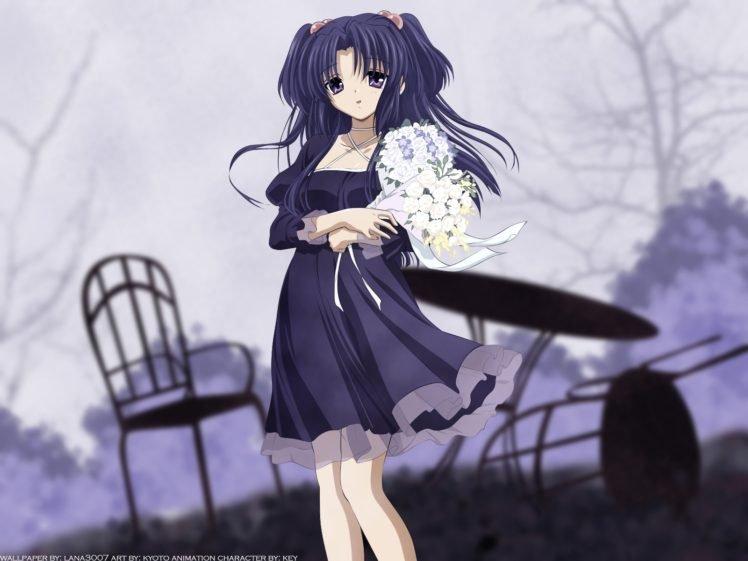 Clannad, Anime, Ichinose Kotomi HD Wallpaper Desktop Background