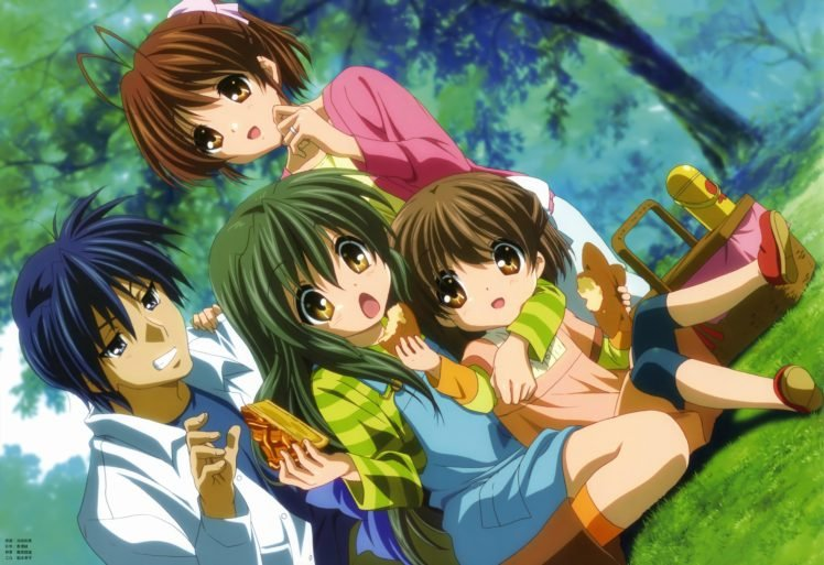 Clannad Hd Wallpapers Desktop And Mobile Images Photos