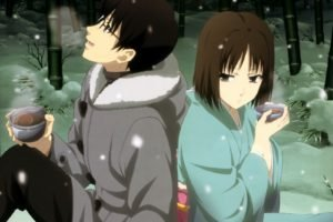 Kara no Kyoukai, Ryougi Shiki, Type Moon