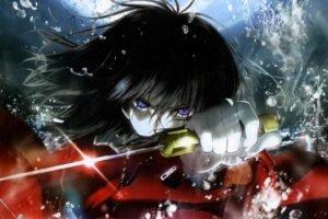 Kara no Kyoukai, Ryougi Shiki, Anime