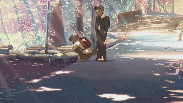 5 Centimeters Per Second, Anime HD Wallpaper Desktop Background