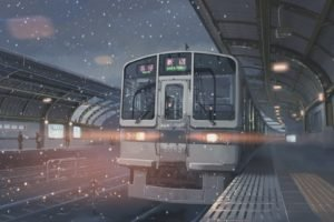 5 Centimeters Per Second, Anime