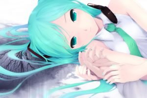 Vocaloid, Anime girls, Anime, Hatsune Miku